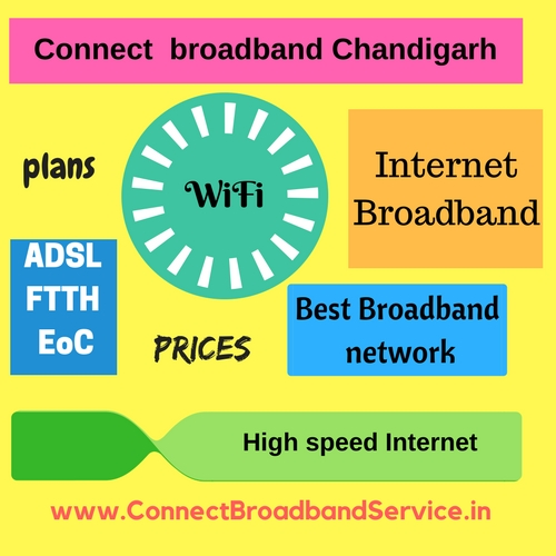 Internet broadband services