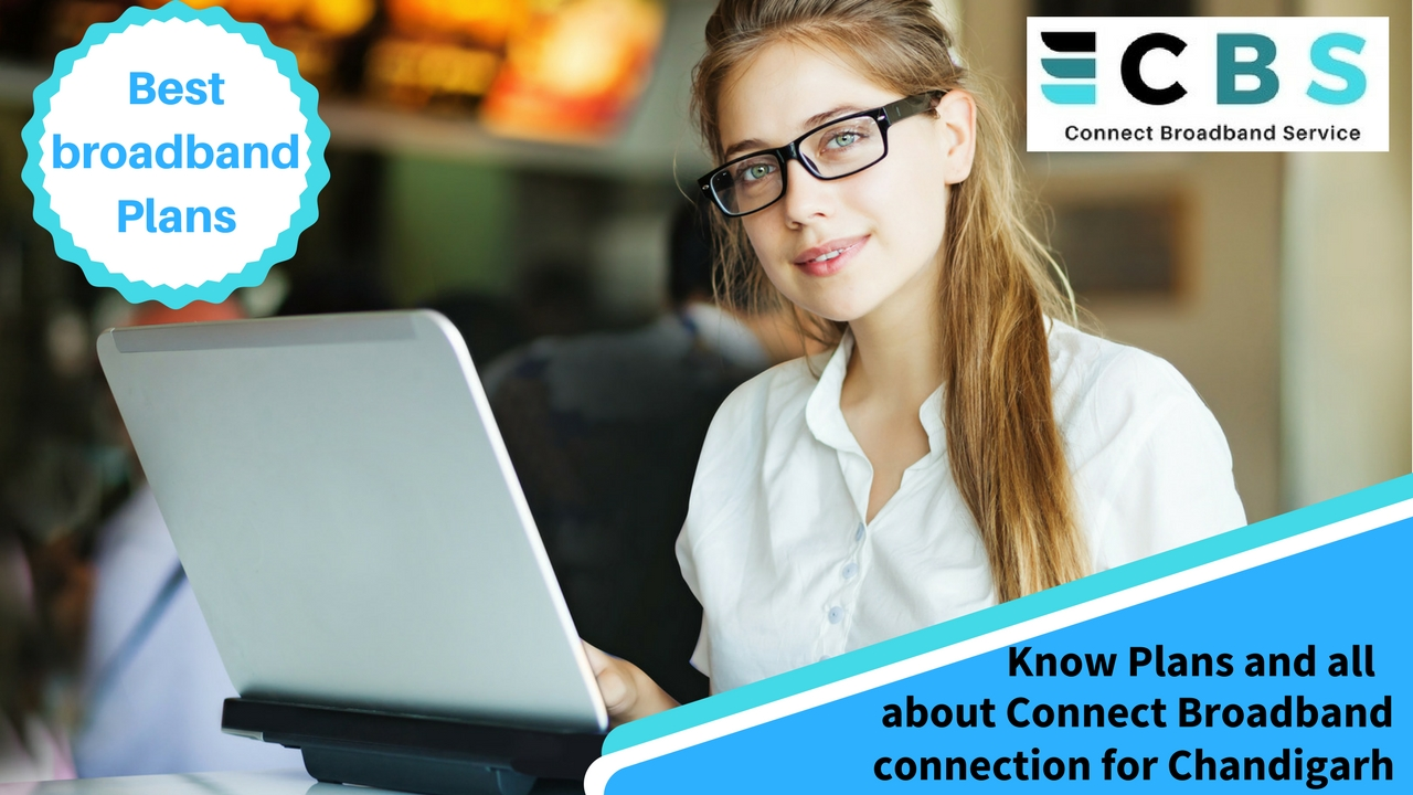 Know Plans and all about Connect Broadband services